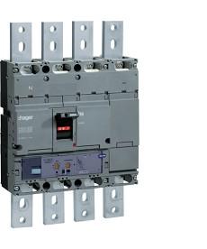 Wyłącznik mocy h1000 4P 70kA 800A LSI