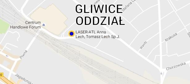 LaserATL - Oddział Gliwice