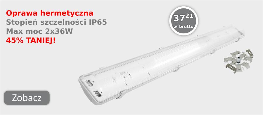 Oprawa Hermetyczna IP65