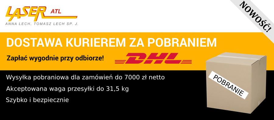 DHL Pobranie